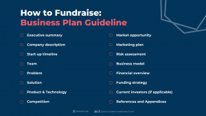 DSIF Blog - How to Fundraise_Business Plan Guideline Picture