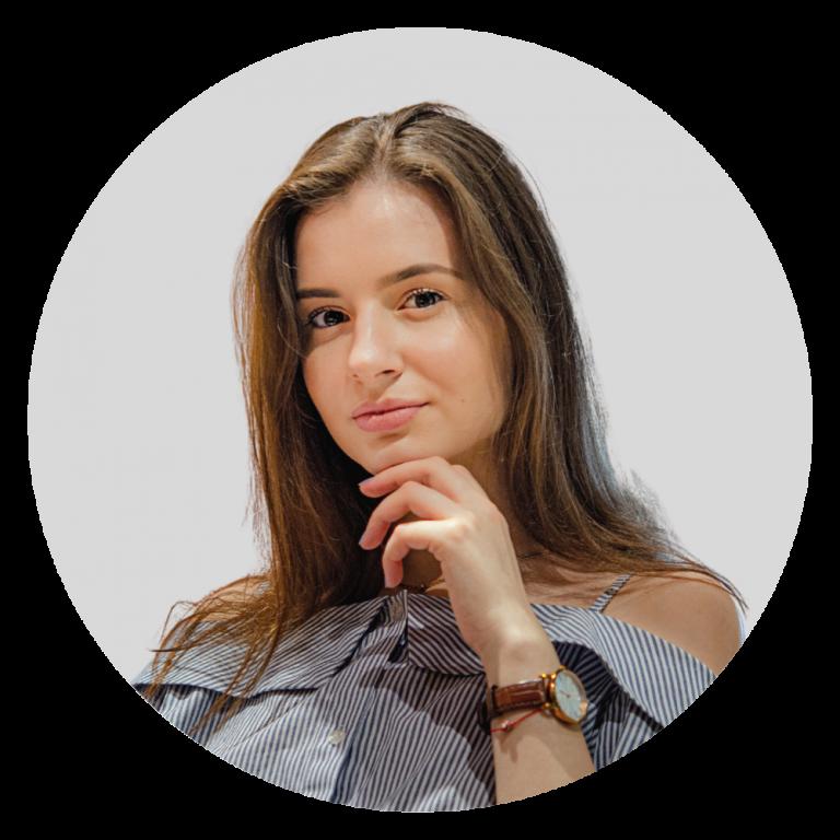 Anastasia Coviliac 2020-2021 DSIF Ambassador