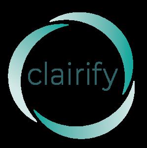 Clairify - logo transparent