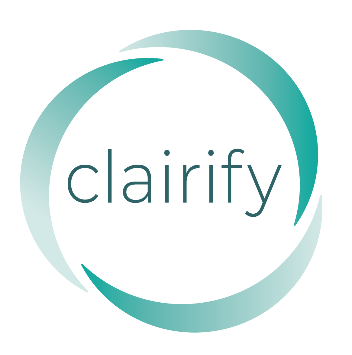 Clairify - logo transparent