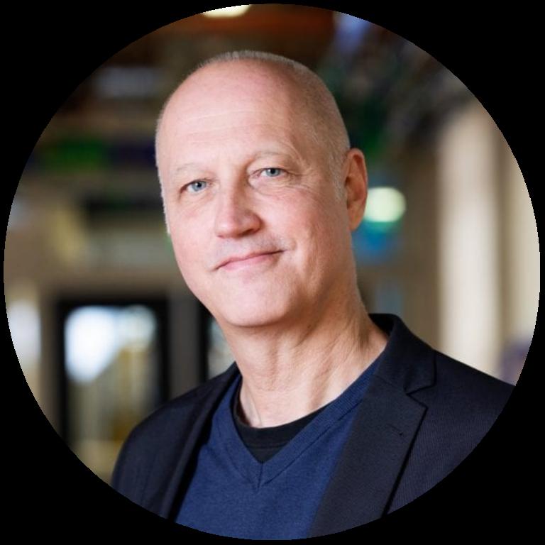 Kees Eijkel - DSIF Co-Founder