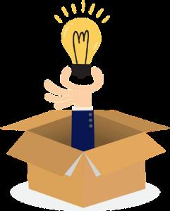 Start-ups innovate