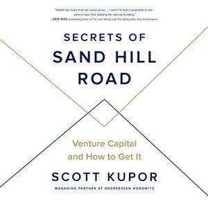 Secret of Sand Hill Road_Book