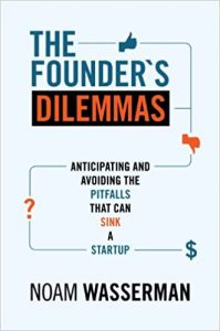 The Founders Dilemma_Book